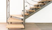 trap met onderkwart