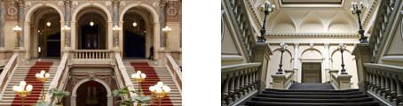dubbele trappen